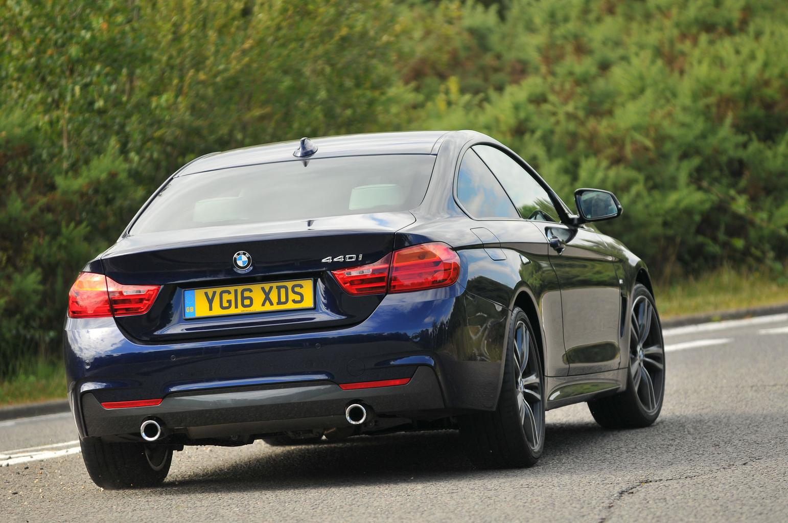 2016 BMW 4 Series 440i review