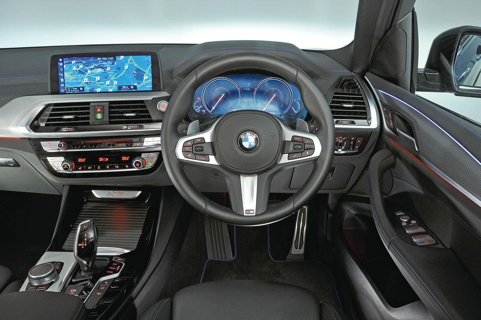 New BMW X3 vs Audi Q5 vs Land Rover Discovery Sport