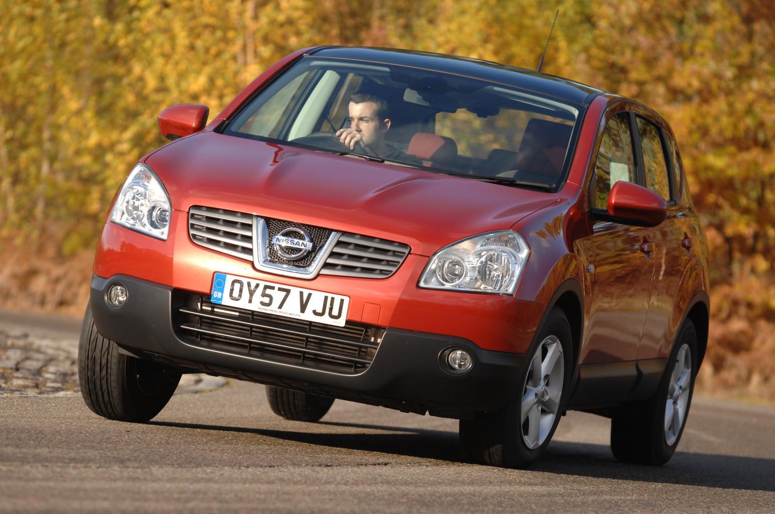 10 reasons to buy a Nissan Qashqai