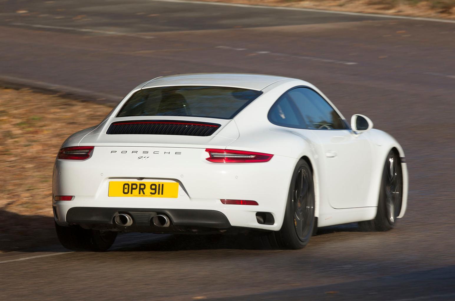 Used test: Jaguar F-Type vs Porsche 911
