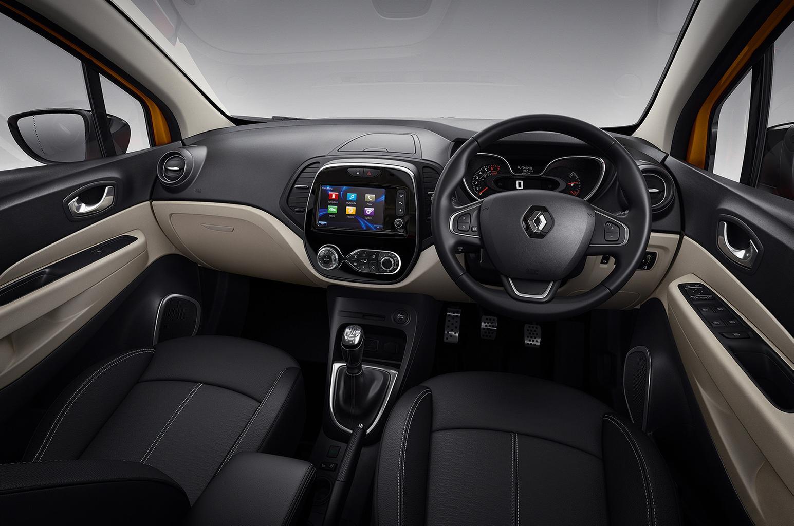 Updated Renault Captur arrives in July