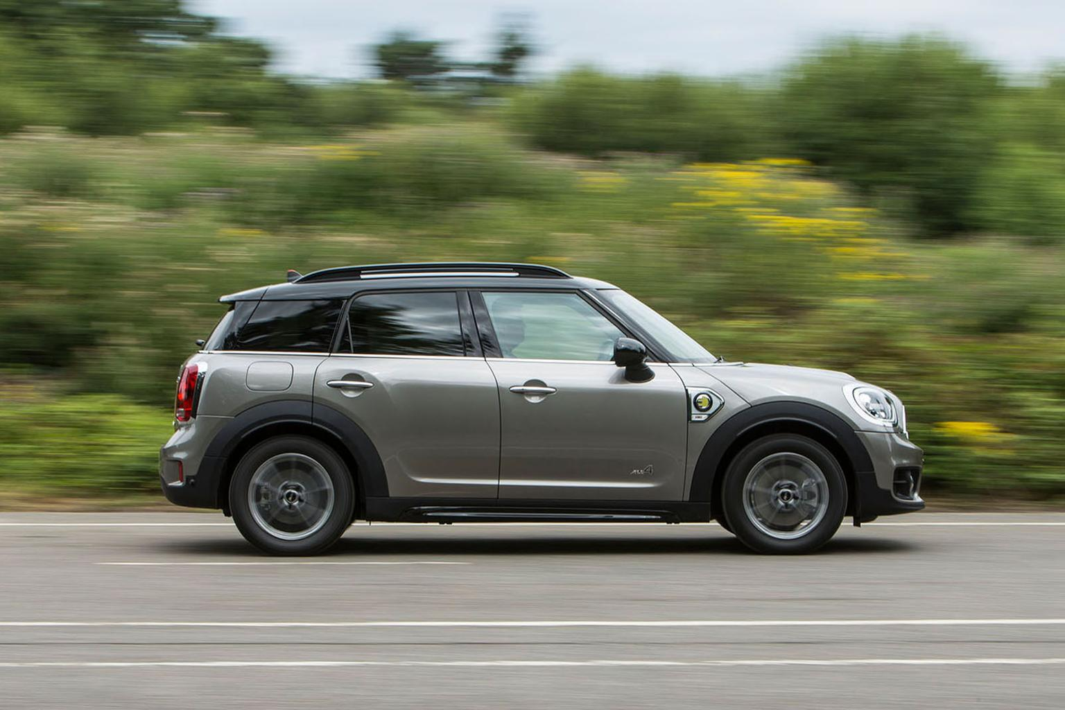 2017 Mini Countryman Cooper S E All4 - price, specs and release date