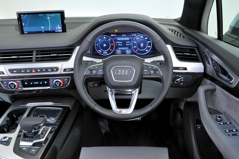 Audi Q7 vs Volvo XC90