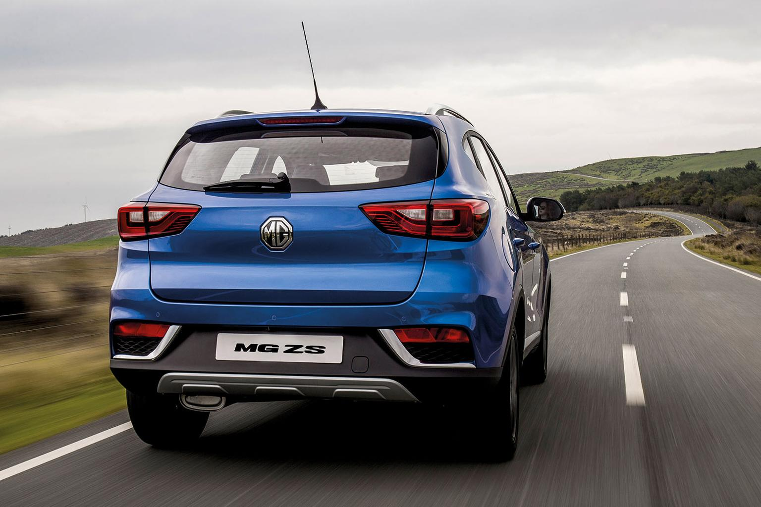 2017 MG ZS review - price, specs and release date