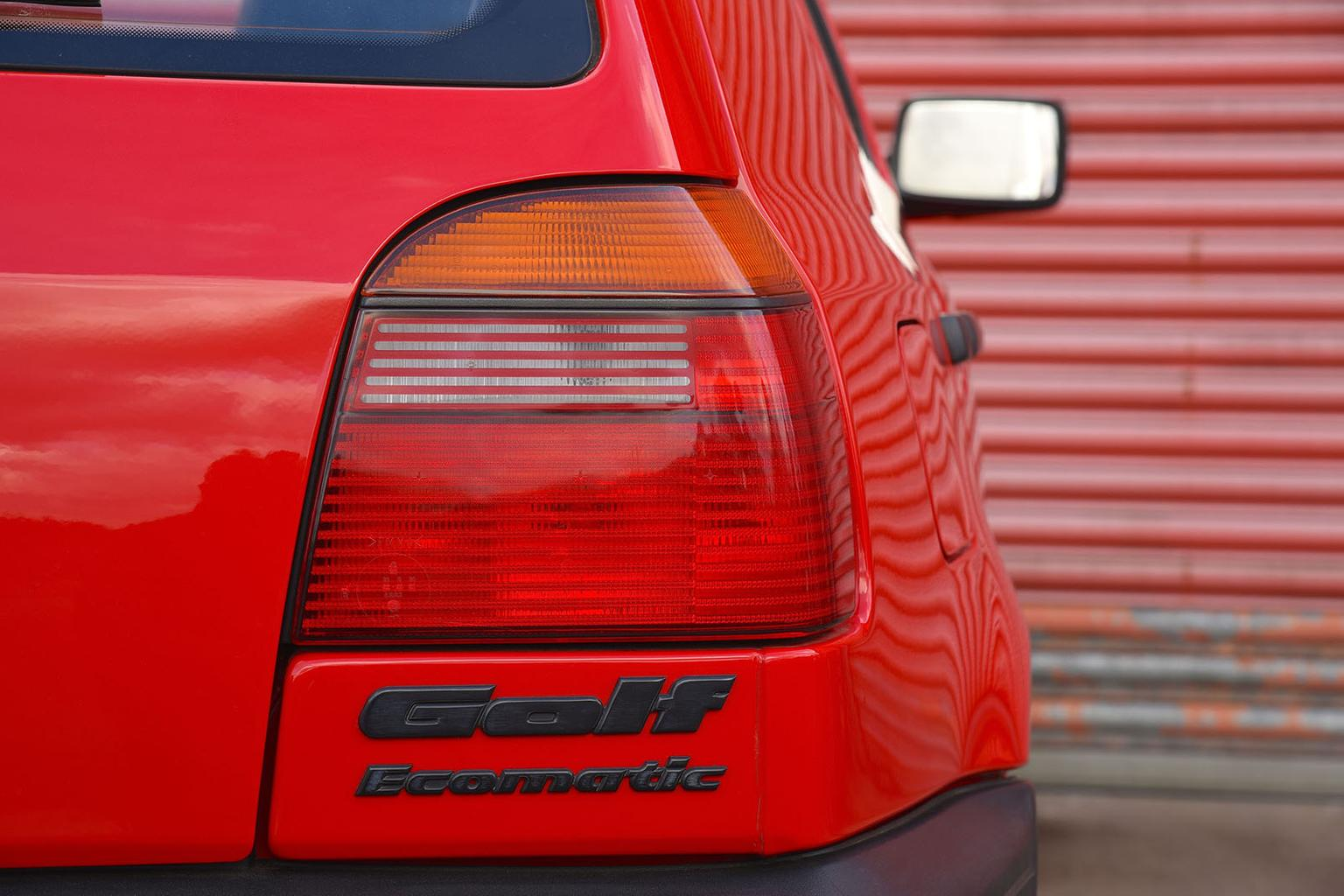 Volkswagen Golf Mk3 – Rewind Wednesday