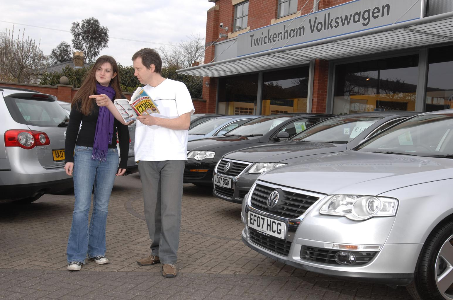 Where to sell your car