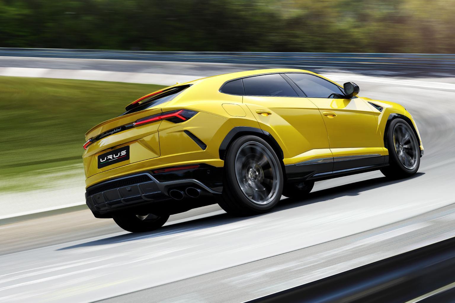2018 Lamborghini Urus – price, specs and release date