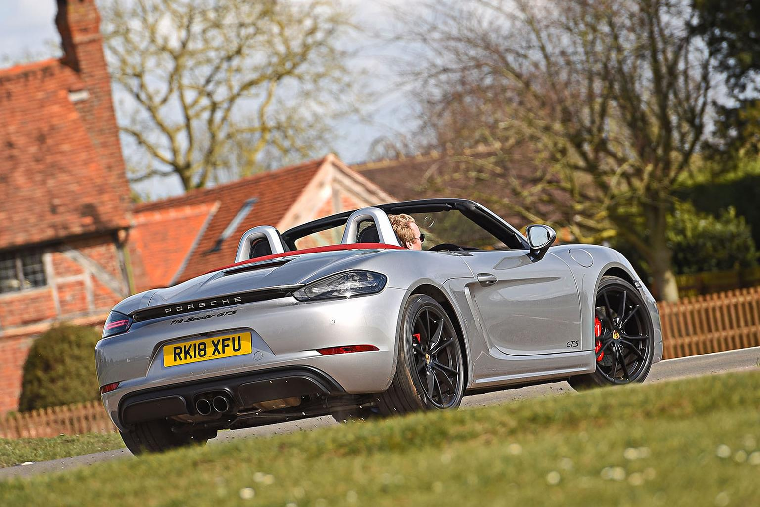 2018 Porsche Boxster GTS review - price, specs and release date