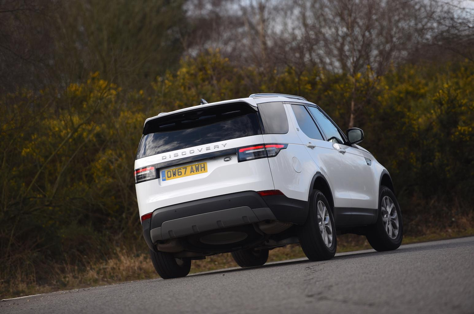 2018 Land Rover Discovery Si4 review – price, specs and release date