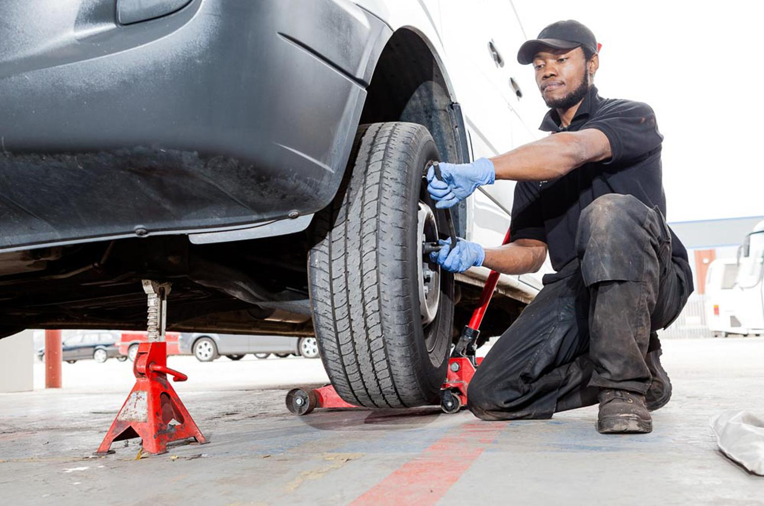 Half of motorists don't check their car before taking it on holiday