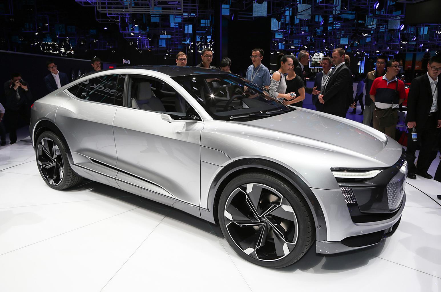 Volkswagen's electric car assault: 17 new EVs coming soon