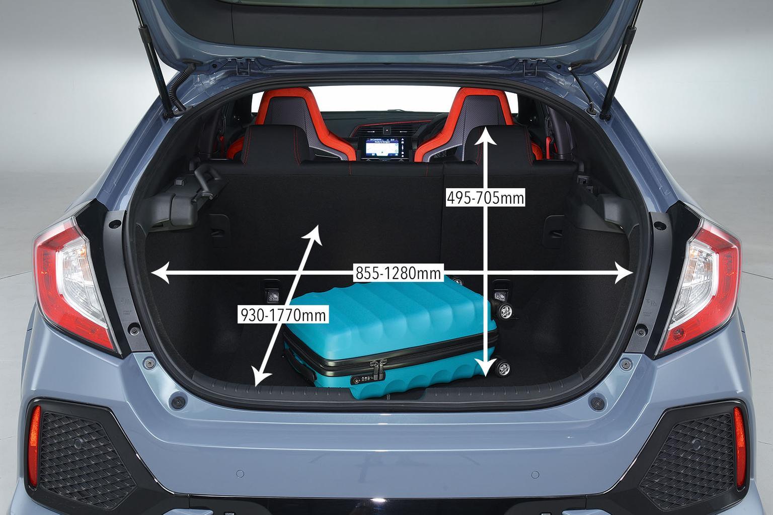 New Honda Civic Type R vs BMW M140i vs Ford Focus RS