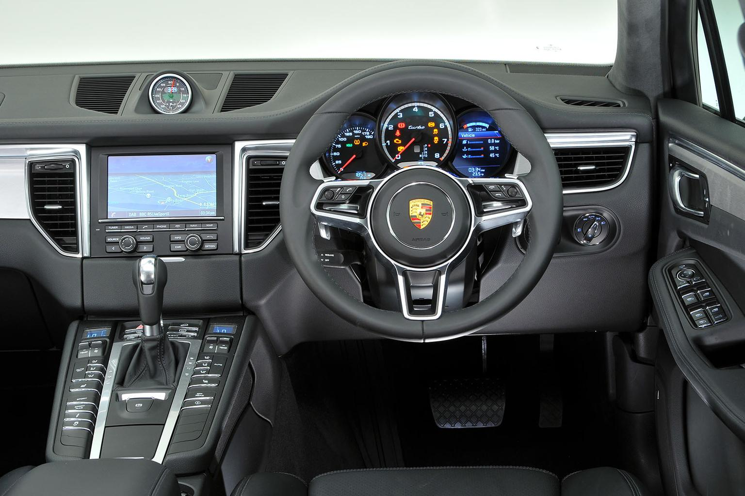 BMW M3 vs Porsche Macan Turbo