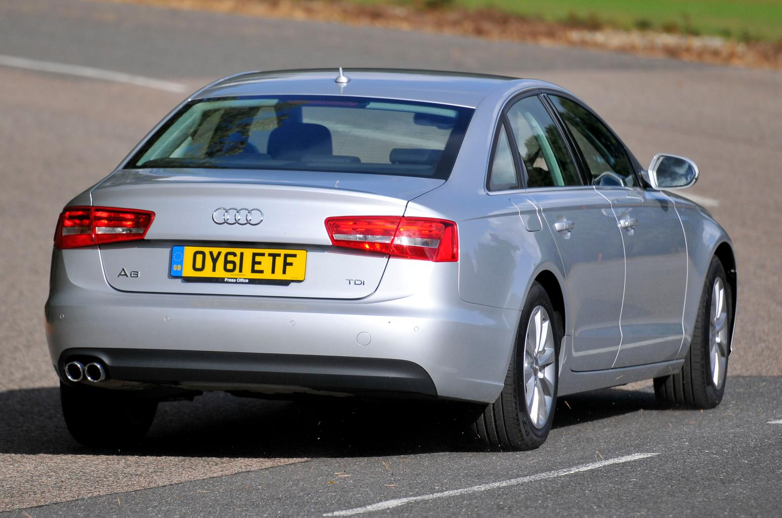Used Audi A6 vs BMW 5 Series