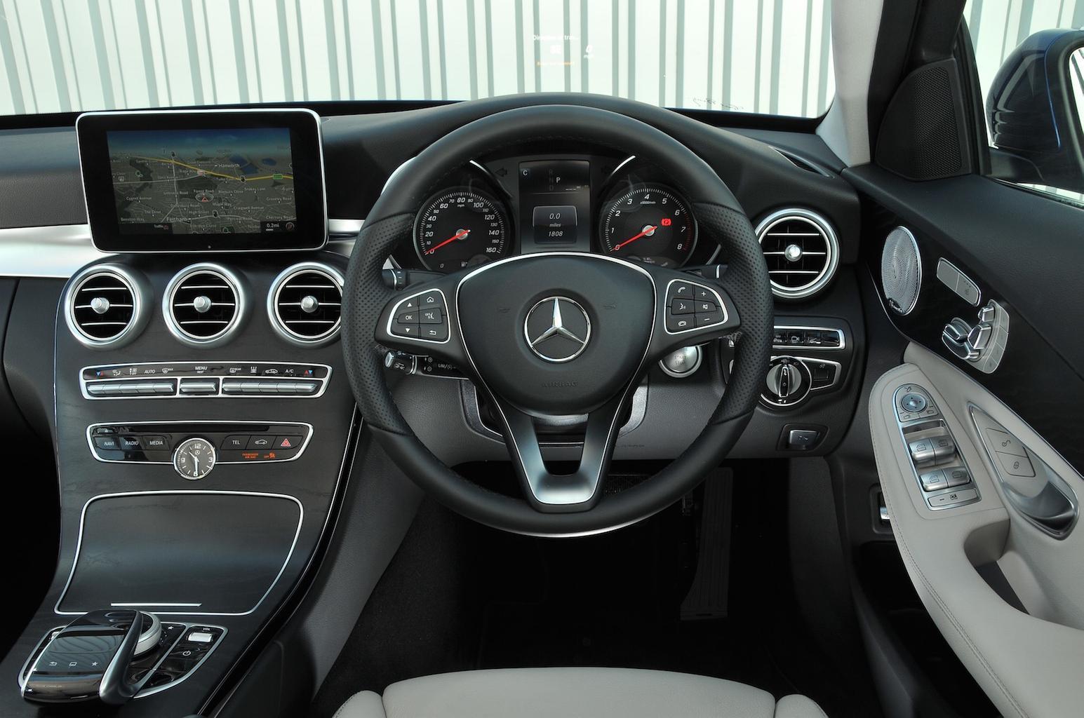 2016 Mercedes C 350 e review