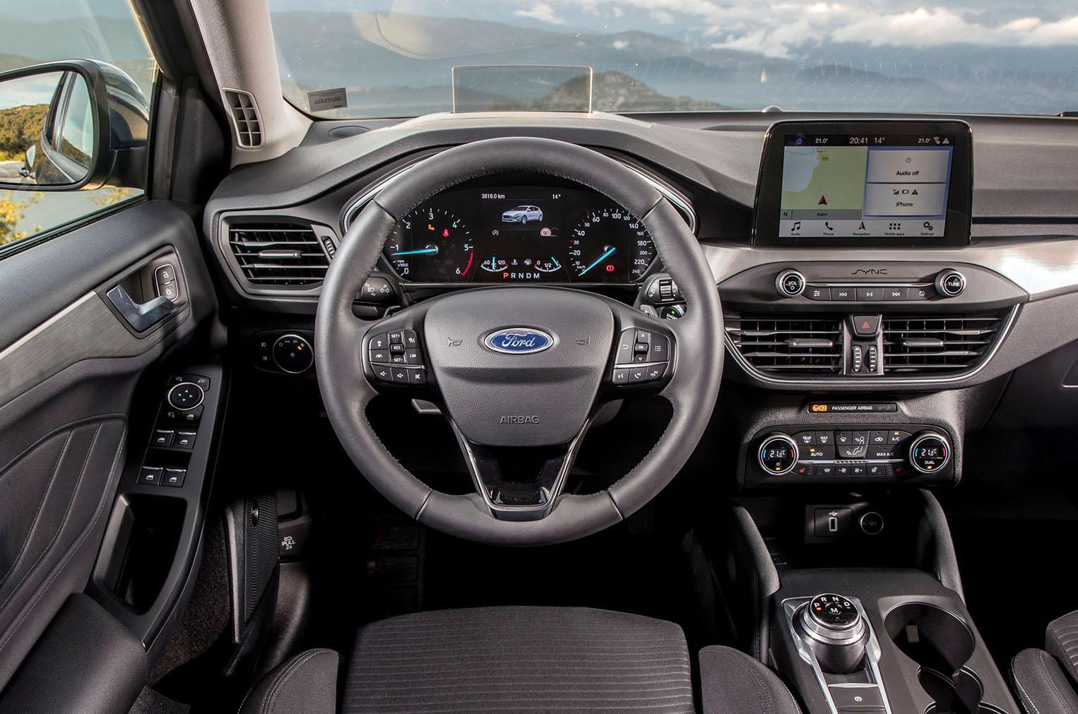2018 Ford Focus review – price, specs and release date