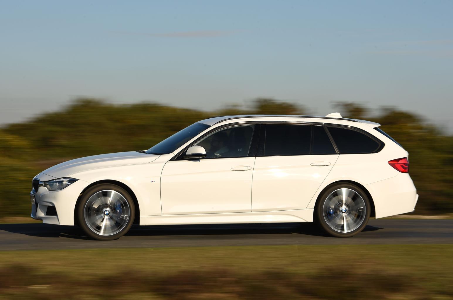 Audi A4 Avant vs BMW 3 Series Touring vs Mercedes C-Class Estate