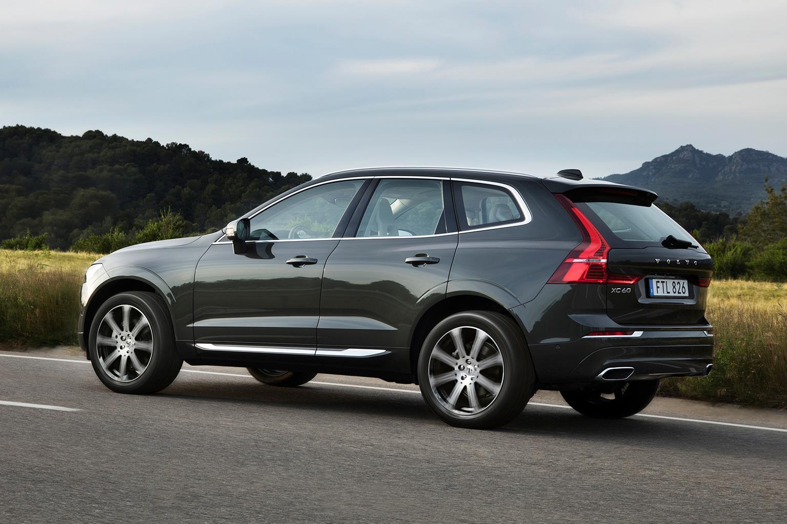 Volvo XC60 review 2017