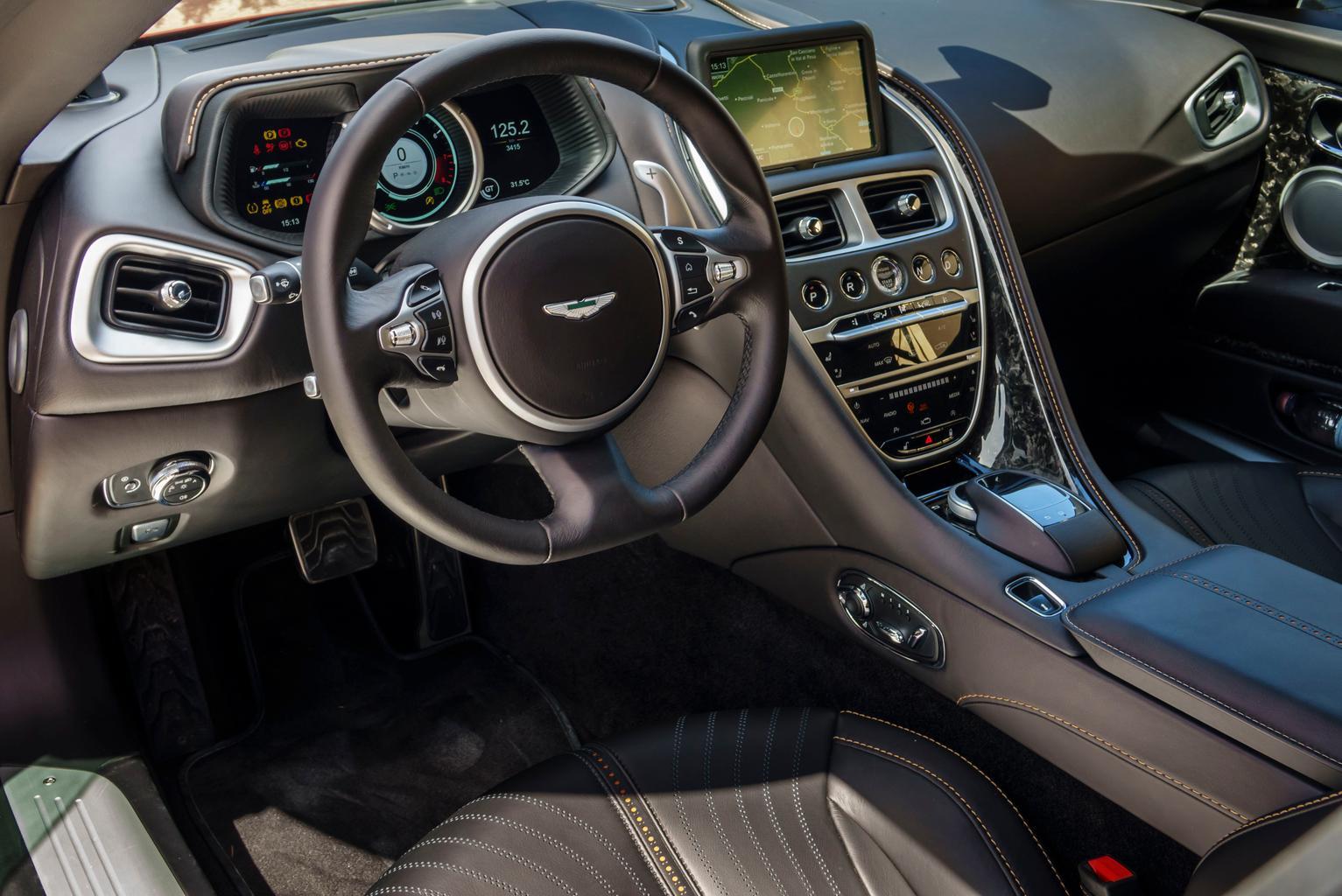 2016 Aston Martin DB11 review