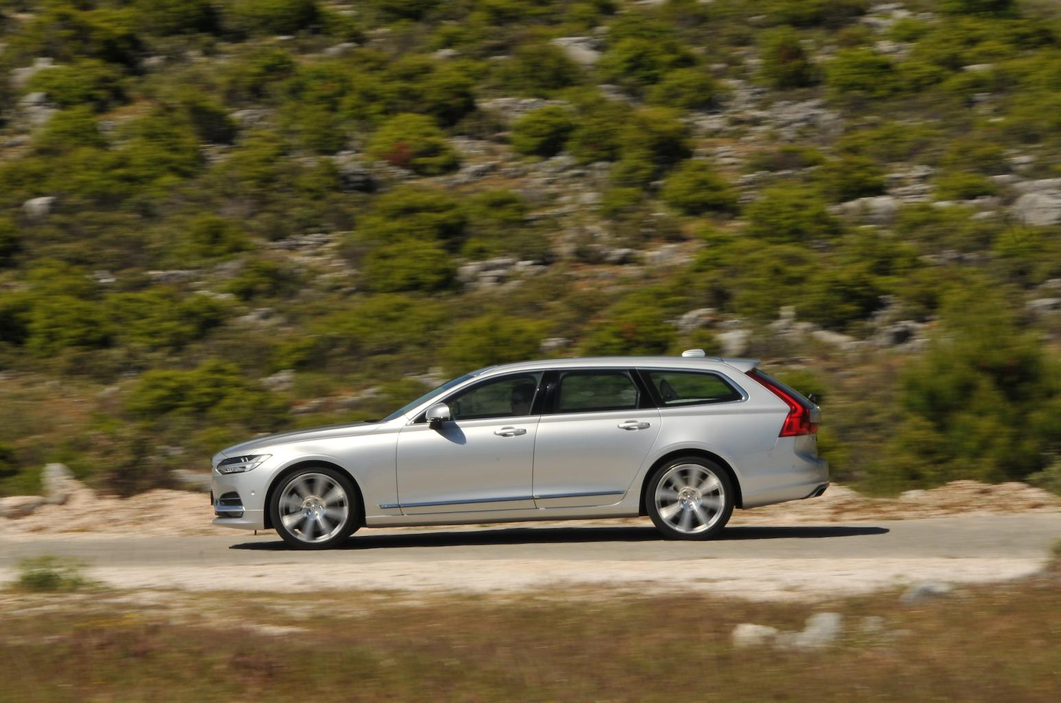 2016 Volvo V90 D5 review