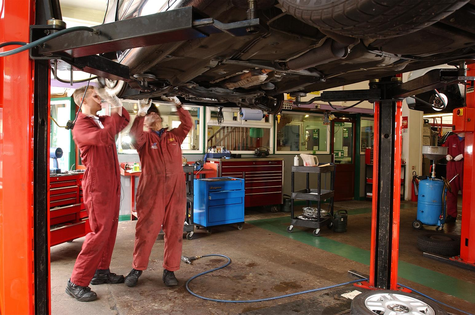 When should your car get its first MOT test?