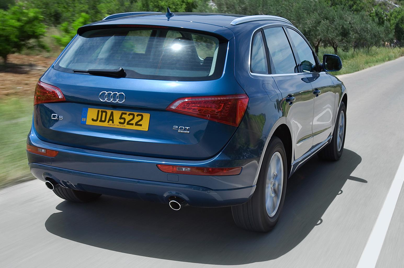 Used car of the week: Audi Q5