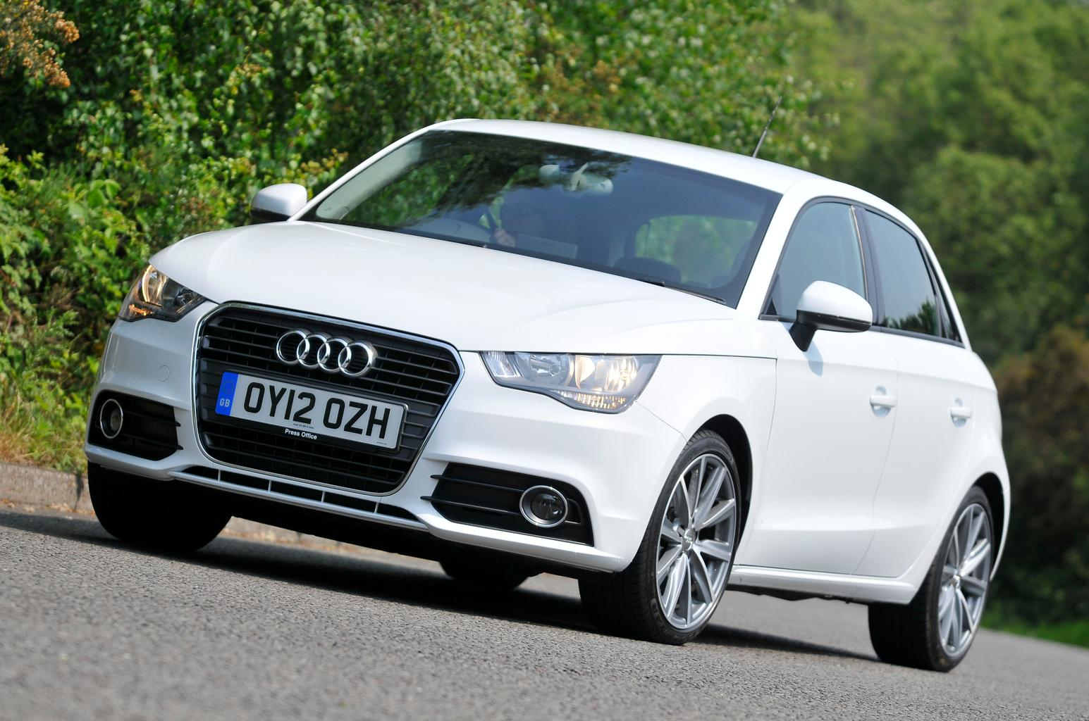 Best used Audis