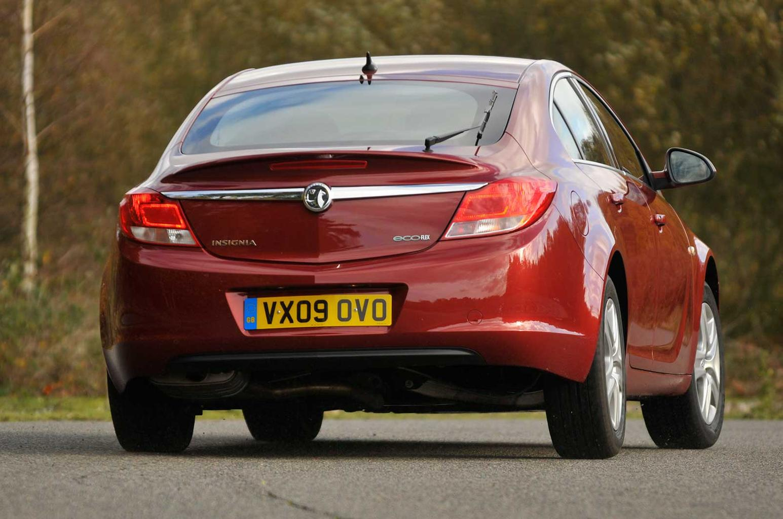Used car of the week: Vauxhall Insignia
