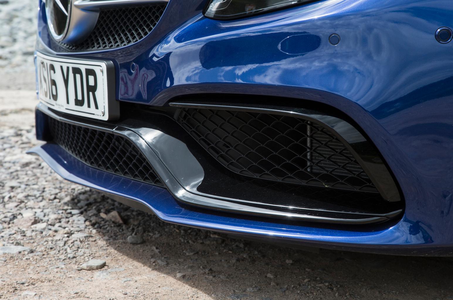 2016 Mercedes-AMG C 63 S Coupé review