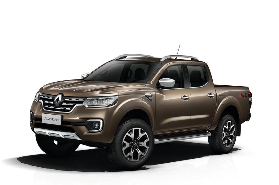 Coming soon: new estates and pickup trucks for 2018