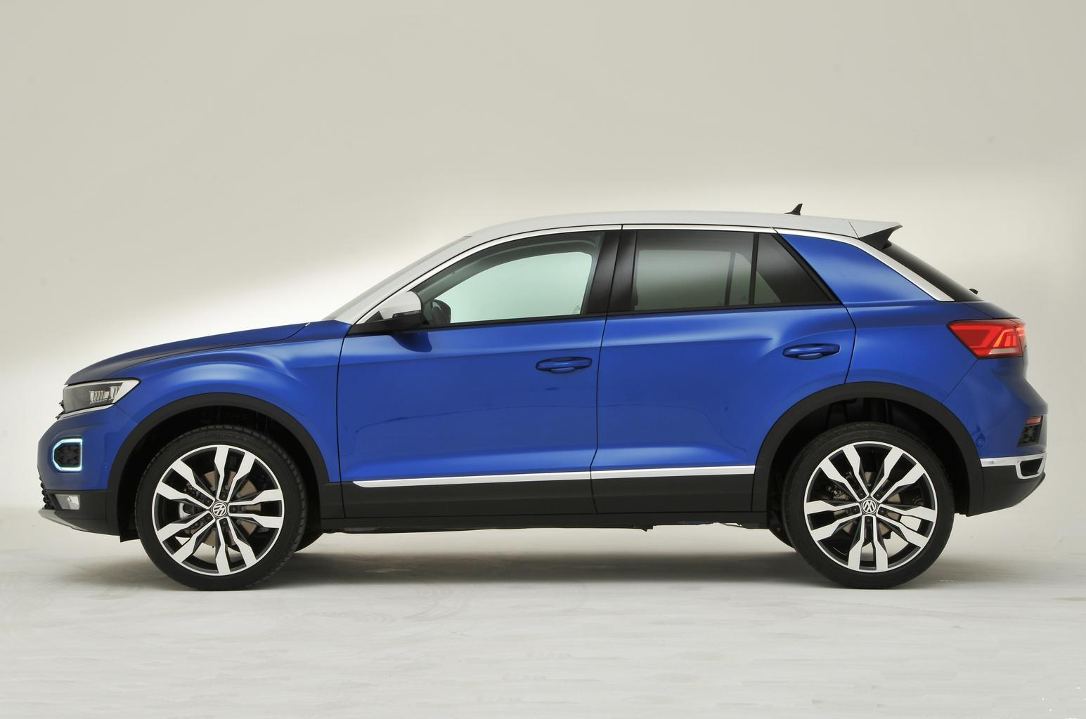 New Volkswagen T-Roc previewed – engines, specs and release date