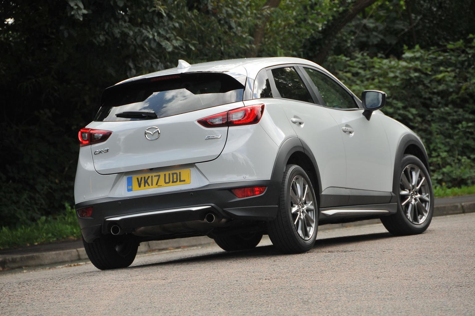 2017 Mazda CX-3 2.0 Skyativ-G 120 GT Sport review - price, specs and release date