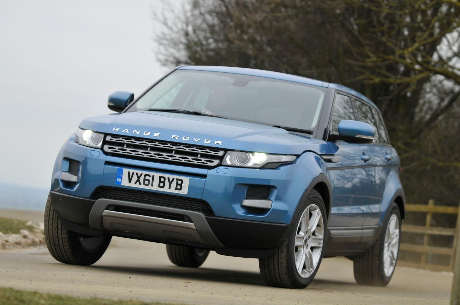 Used test: Audi A5 Sportback vs Chevrolet Volt vs Range Rover Evoque