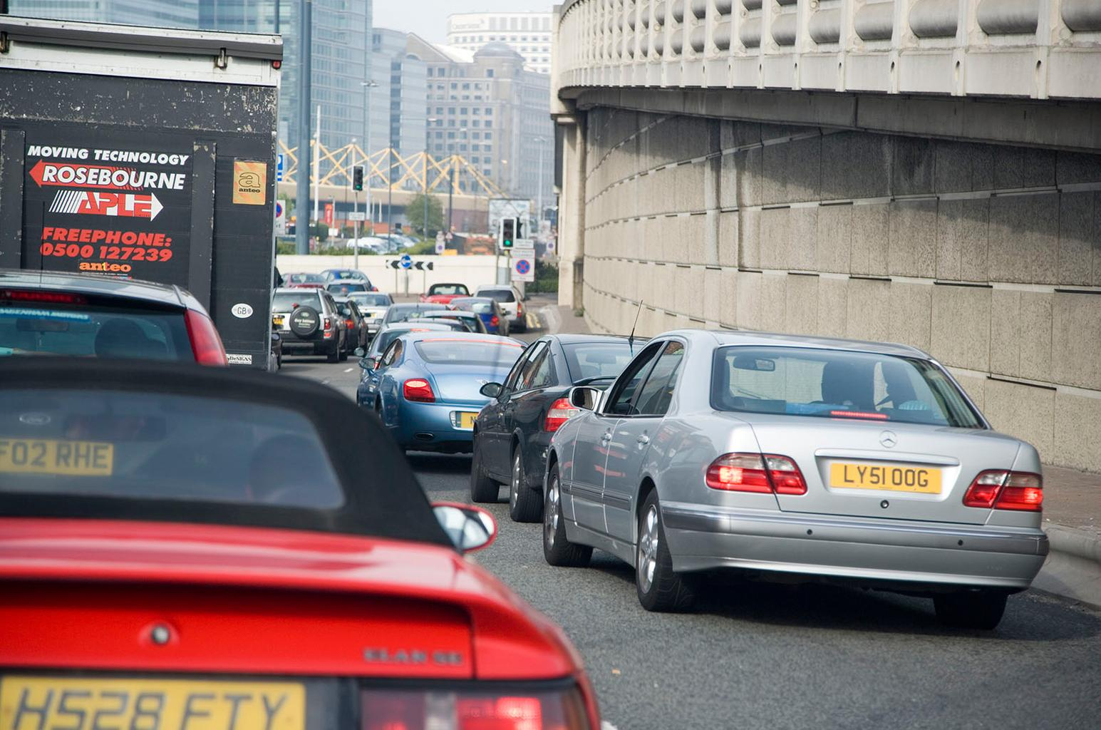 Diesel cars to be banned from some German cities