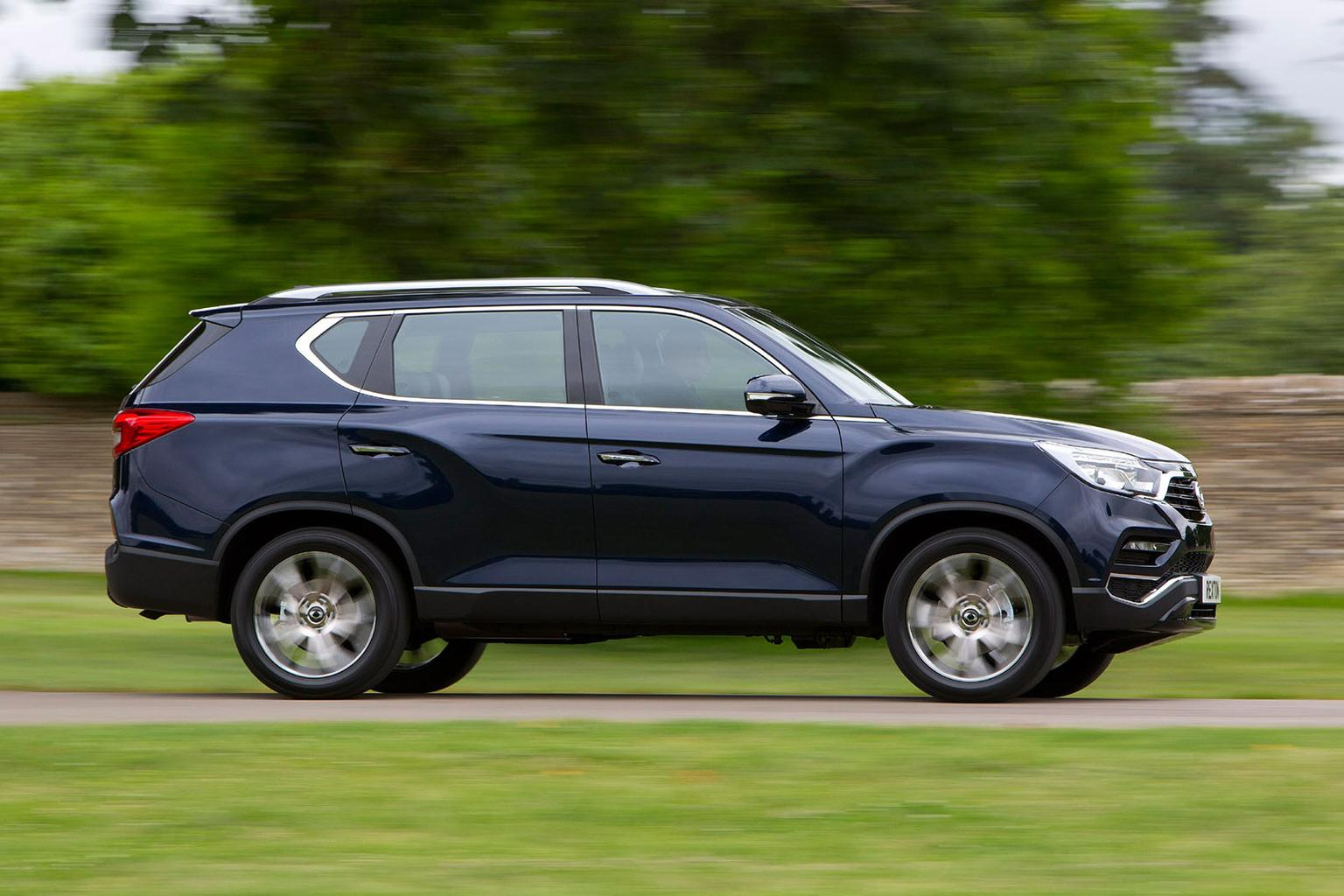 2017 Ssangyong Rexton review - price, specs and release date