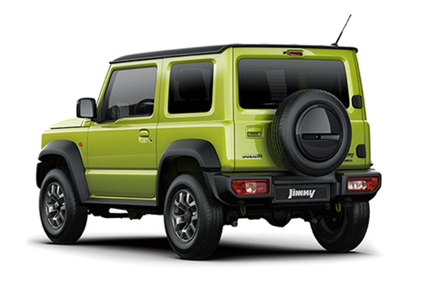 2019 Suzuki Jimny News Design Release >> 2019 Suzuki Jimny – price, specs and release date | What Car?