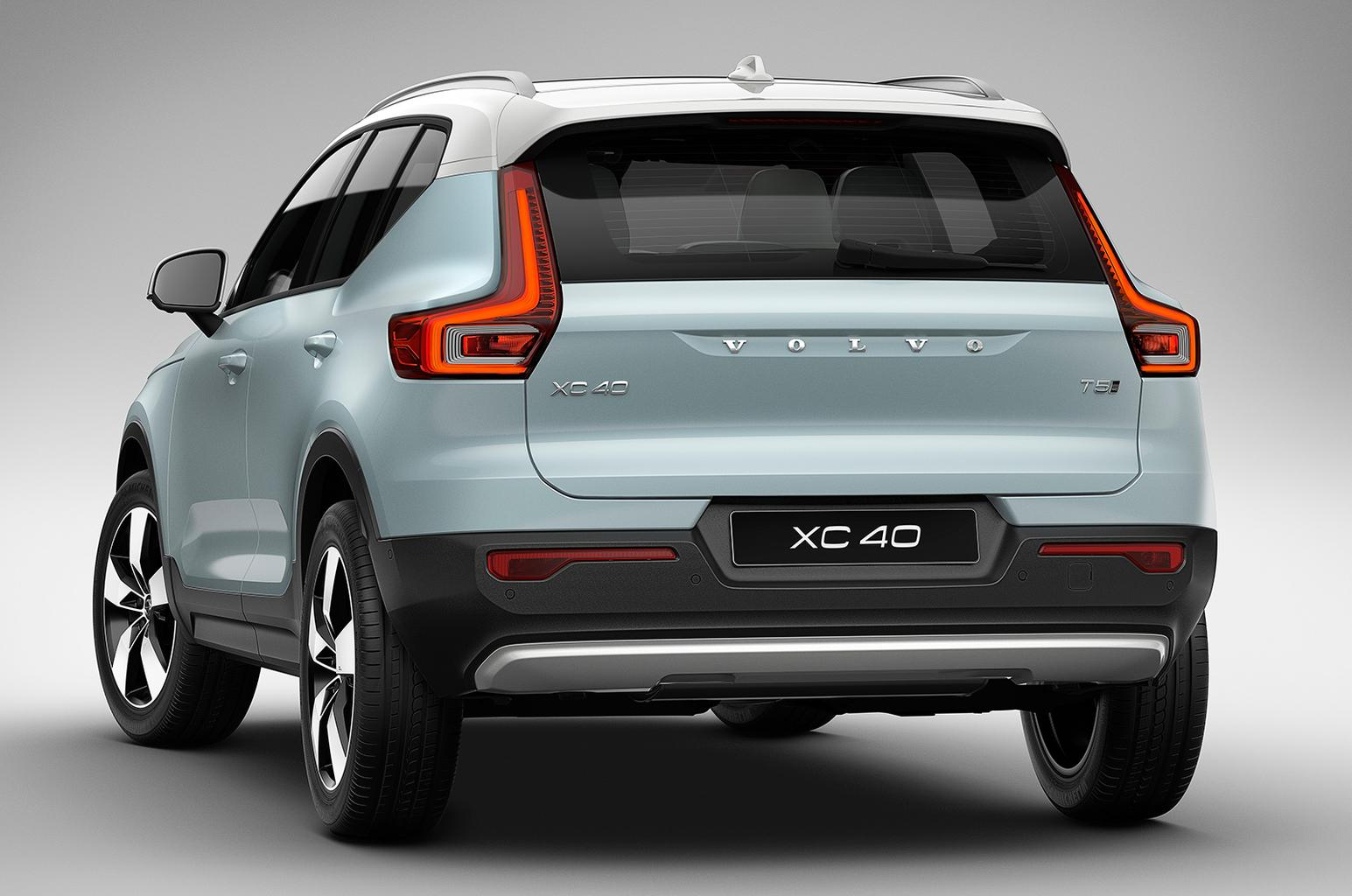 New Volvo XC40 revealed – price, specs and release date