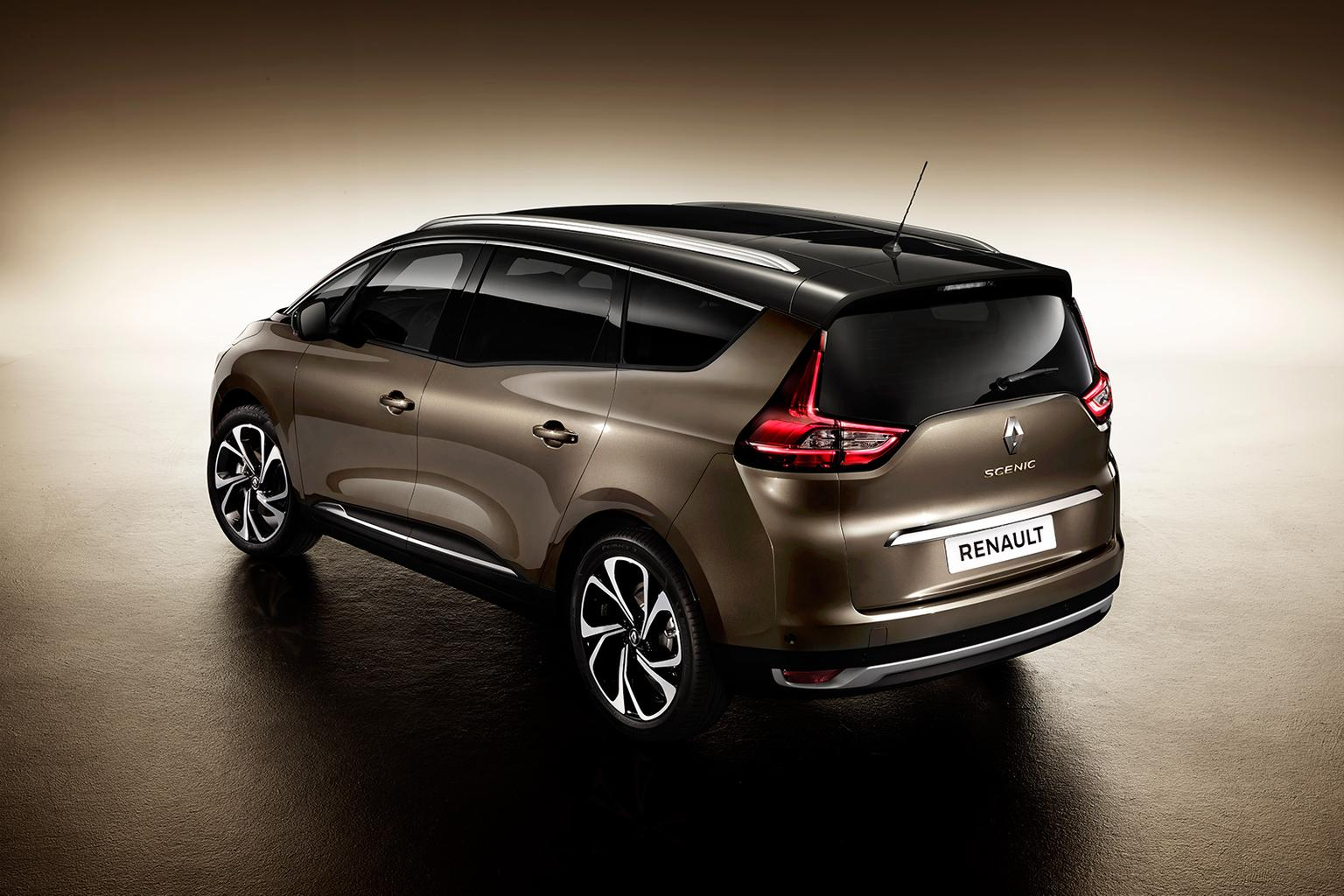 New Renault Grand Scenic unveiled