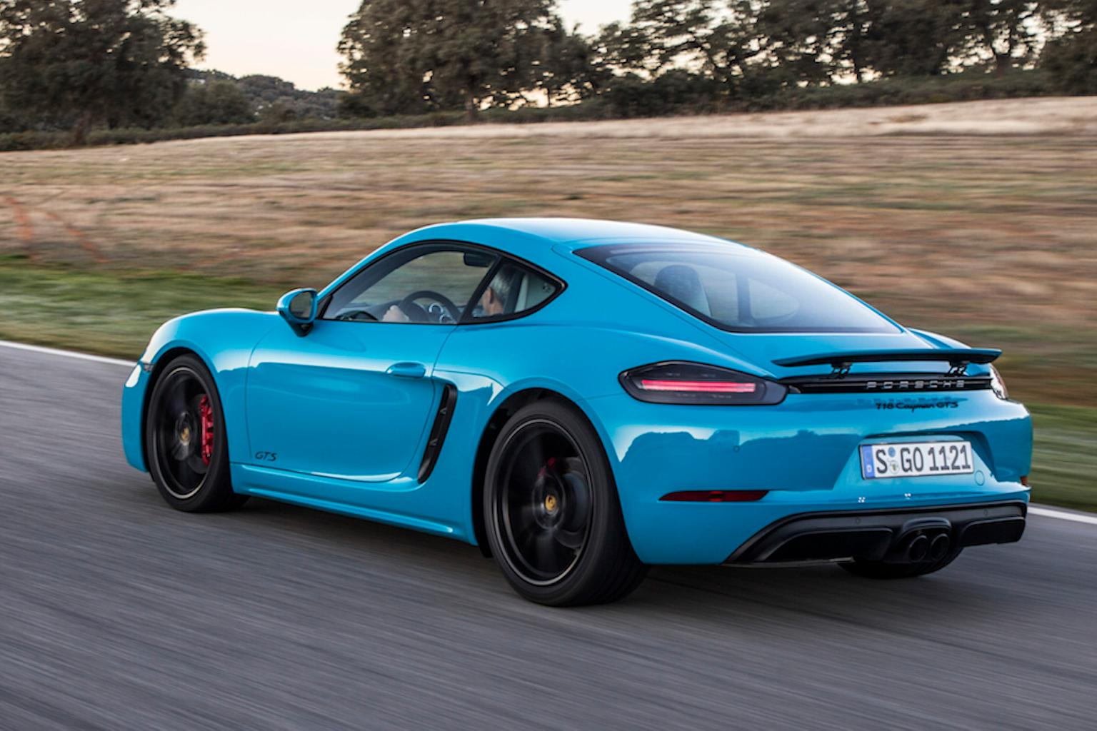 2018 Porsche 718 Cayman GTS review - price, specs and release dates