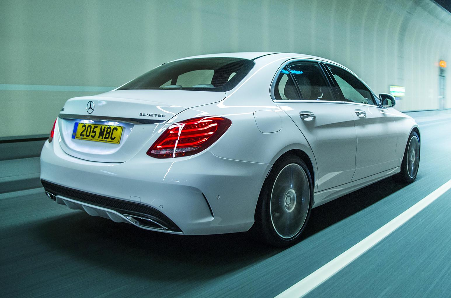 How to spec a Mercedes C-Class