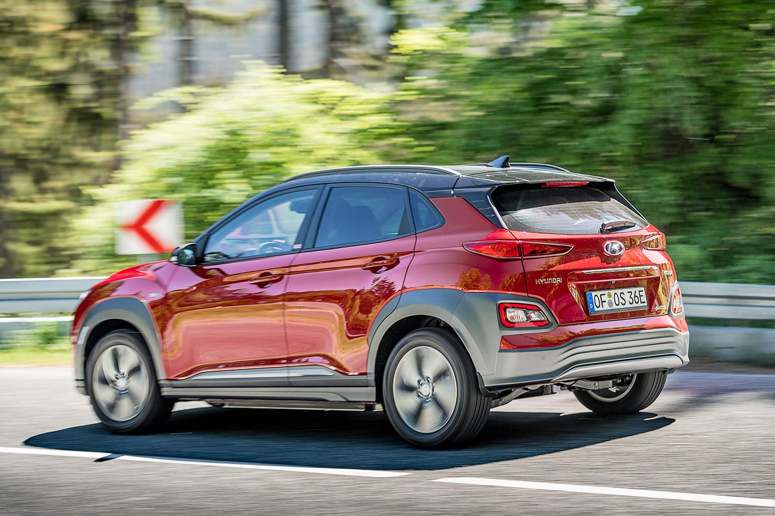 2018 Hyundai Kona Electric review – price, specs and release date