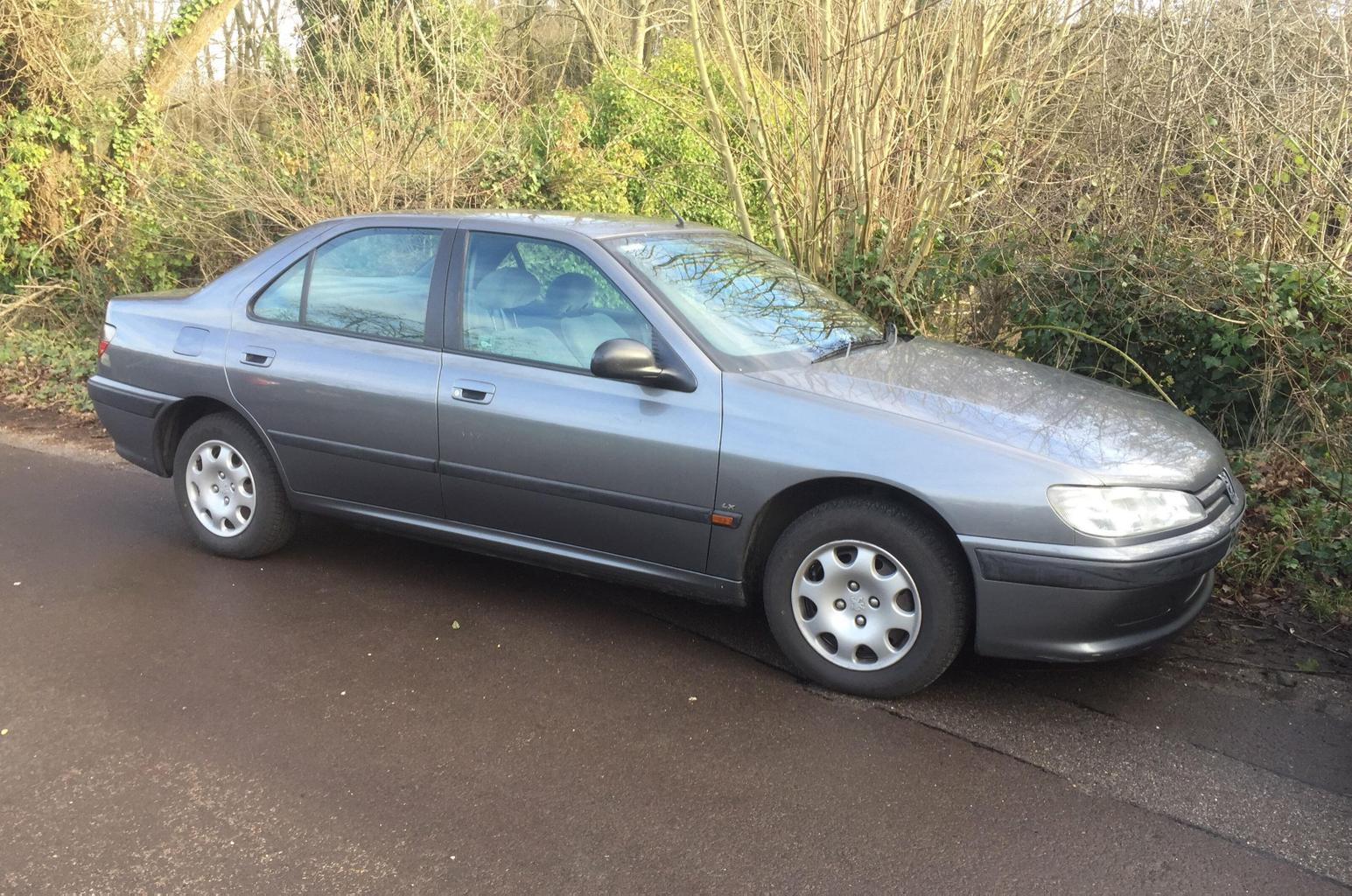 Used Peugeot 406 long-term review