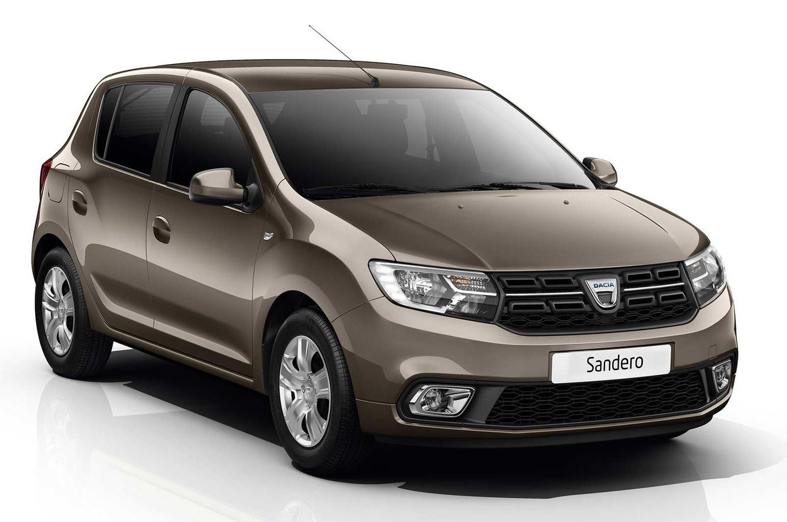 Facelifted Dacia Sandero, Sandero Stepway and Logan MCV prices announced