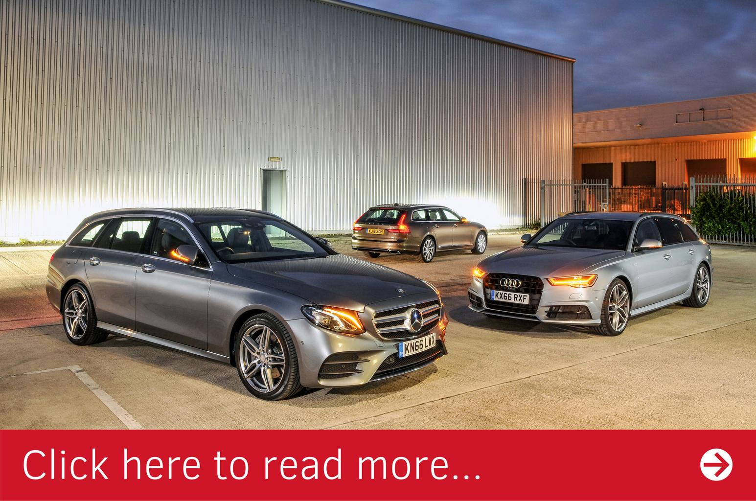 New car group tests