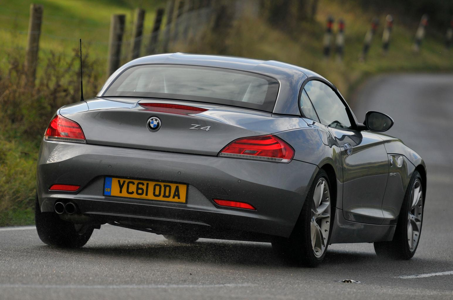 Used test – fun in the sun: Audi TT Roadster vs BMW Z4