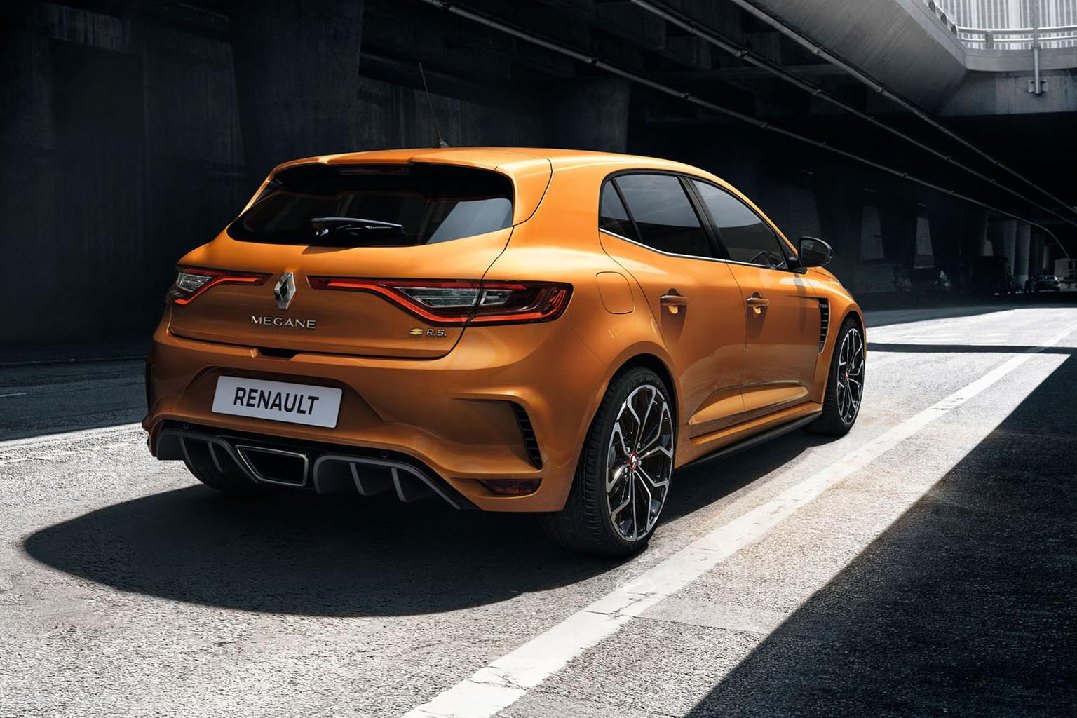 New Renault Megane RS revealed – prices, specs and release date