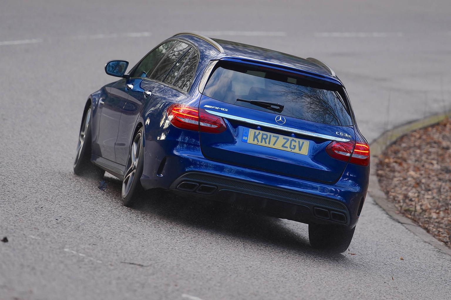 New Audi RS4 Avant vs Mercedes-AMG C63 S Estate