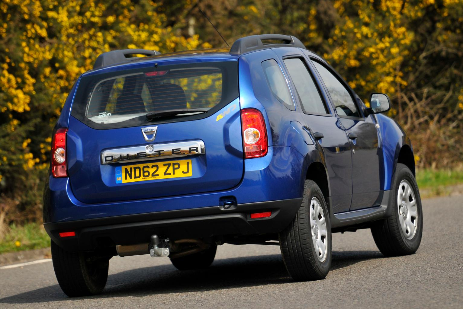 5 reasons to buy a Dacia Duster