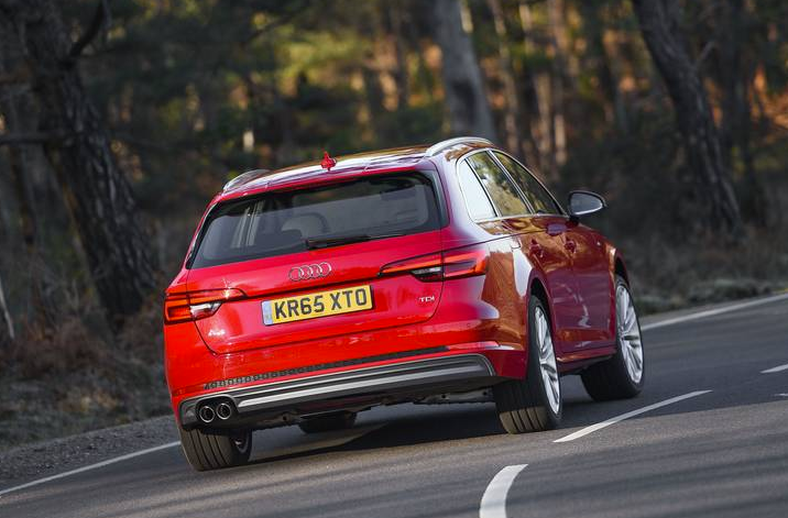 Deal of the Day: Audi A4 Avant