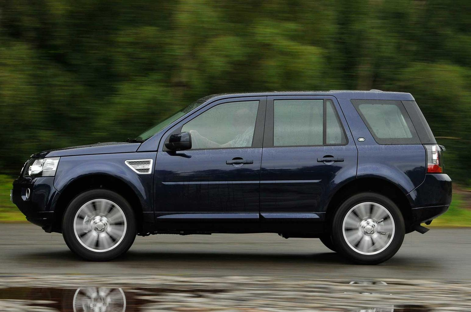 Used car of the week: Land Rover Freelander